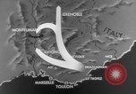 Image of Operation Dragoon Southern France, 1944, second 16 stock footage video 65675072838