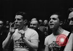 Image of 1941 Golden Glove boxing tournament New York United States USA, 1941, second 23 stock footage video 65675072849