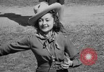 Image of Cleveland Browns San Antonio Texas USA, 1941, second 12 stock footage video 65675072852