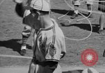 Image of Cleveland Browns San Antonio Texas USA, 1941, second 23 stock footage video 65675072852