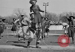 Image of Cleveland Browns San Antonio Texas USA, 1941, second 26 stock footage video 65675072852