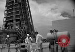 Image of United States airmen Cape Canaveral Florida USA, 1960, second 39 stock footage video 65675072864