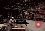 Image of excavation Colorado United States USA, 1961, second 30 stock footage video 65675072873