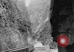 Image of Rocky mountains Rocky Mountains United States USA, 1922, second 46 stock footage video 65675072885