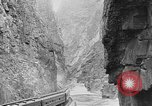 Image of Rocky mountains Rocky Mountains United States USA, 1922, second 48 stock footage video 65675072885