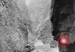 Image of Rocky mountains Rocky Mountains United States USA, 1922, second 56 stock footage video 65675072885