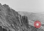 Image of landscapes Rocky Mountains United States USA, 1922, second 29 stock footage video 65675072894