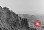 Image of landscapes Rocky Mountains United States USA, 1922, second 30 stock footage video 65675072894