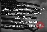 Image of American 100th Infantry Battalion Italy, 1945, second 12 stock footage video 65675072896