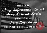 Image of American 100th Infantry Battalion Italy, 1945, second 14 stock footage video 65675072896