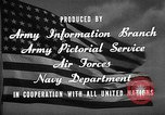 Image of American 100th Infantry Battalion Italy, 1945, second 15 stock footage video 65675072896