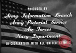 Image of American 100th Infantry Battalion Italy, 1945, second 17 stock footage video 65675072896