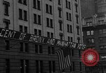 Image of 1944 Presidential election news reports New York City USA, 1944, second 28 stock footage video 65675072900