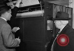 Image of 1944 Presidential election news reports New York City USA, 1944, second 46 stock footage video 65675072900