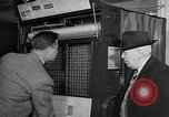Image of 1944 Presidential election news reports New York City USA, 1944, second 53 stock footage video 65675072900