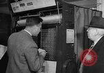 Image of 1944 Presidential election news reports New York City USA, 1944, second 55 stock footage video 65675072900