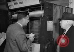 Image of 1944 Presidential election news reports New York City USA, 1944, second 56 stock footage video 65675072900