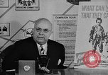 Image of Henry J Kaiser United States USA, 1945, second 7 stock footage video 65675072905