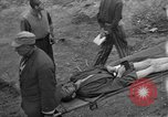 Image of Atrocity victims Germany, 1945, second 22 stock footage video 65675072906