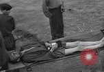 Image of Atrocity victims Germany, 1945, second 23 stock footage video 65675072906