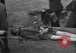 Image of Atrocity victims Germany, 1945, second 25 stock footage video 65675072906