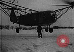 Image of Fa 223 helicopter Germany, 1942, second 5 stock footage video 65675072918