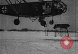 Image of Fa 223 helicopter Germany, 1942, second 8 stock footage video 65675072918