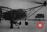 Image of Fa 223 helicopter Germany, 1942, second 19 stock footage video 65675072918
