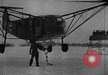 Image of Fa 223 helicopter Germany, 1942, second 21 stock footage video 65675072918