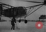 Image of Fa 223 helicopter Germany, 1942, second 22 stock footage video 65675072918