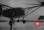 Image of Fa 223 helicopter Germany, 1942, second 23 stock footage video 65675072918