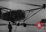 Image of Fa 223 helicopter Germany, 1942, second 24 stock footage video 65675072918