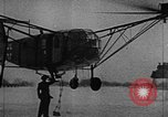 Image of Fa 223 helicopter Germany, 1942, second 26 stock footage video 65675072918