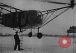 Image of Fa 223 helicopter Germany, 1942, second 27 stock footage video 65675072918