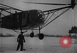 Image of Fa 223 helicopter Germany, 1942, second 28 stock footage video 65675072918
