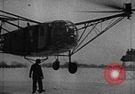 Image of Fa 223 helicopter Germany, 1942, second 29 stock footage video 65675072918