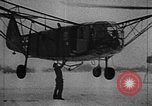 Image of Fa 223 helicopter Germany, 1942, second 32 stock footage video 65675072918