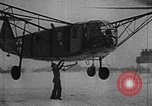 Image of Fa 223 helicopter Germany, 1942, second 33 stock footage video 65675072918