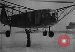 Image of Fa 223 helicopter Germany, 1942, second 35 stock footage video 65675072918