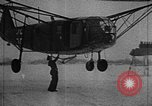 Image of Fa 223 helicopter Germany, 1942, second 36 stock footage video 65675072918