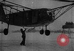 Image of Fa 223 helicopter Germany, 1942, second 37 stock footage video 65675072918
