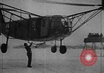 Image of Fa 223 helicopter Germany, 1942, second 38 stock footage video 65675072918