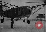 Image of Fa 223 helicopter Germany, 1942, second 39 stock footage video 65675072918