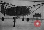 Image of Fa 223 helicopter Germany, 1942, second 41 stock footage video 65675072918