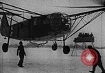 Image of Fa 223 helicopter Germany, 1942, second 44 stock footage video 65675072918