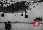 Image of Fa 223 helicopter Germany, 1942, second 48 stock footage video 65675072918