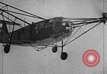 Image of Fa 223 helicopter Germany, 1942, second 49 stock footage video 65675072918