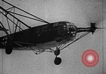 Image of Fa 223 helicopter Germany, 1942, second 51 stock footage video 65675072918