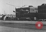 Image of Autogiro lands and takes off at a seaport United States USA, 1934, second 17 stock footage video 65675072923