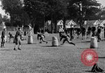 Image of football practice San Francisco California USA, 1929, second 57 stock footage video 65675072933
